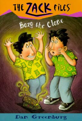 Bozo the Clone By Greenburg, Dan/ Davis, Jack E. (ILT)